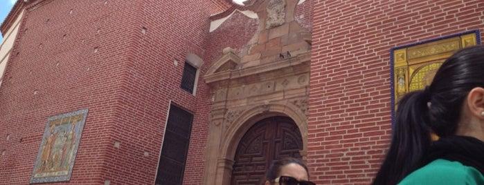 Iglesia de los Mártires is one of Málaga.