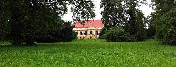 Schloss Caputh is one of Brandenburg Blog.