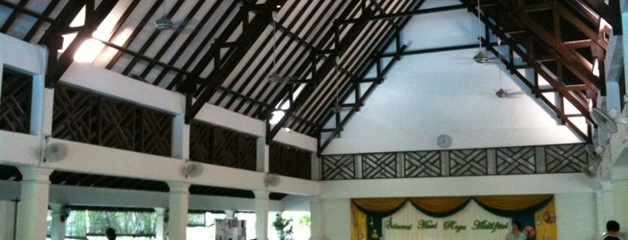 The Sarawak Club is one of Guide to Kuching's best spots.