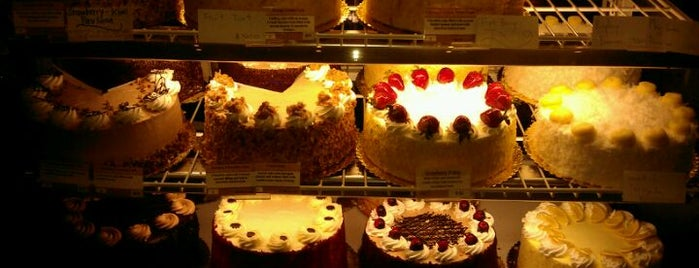 Heaven Sent Desserts is one of Eateries to Try.