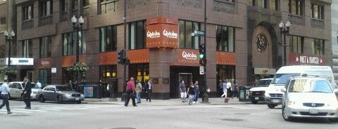 Qdoba Mexican Grill is one of Work.