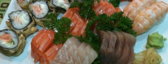 Hara Sushi is one of Guia Rio Sushi by Hamond.