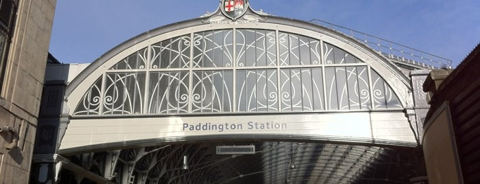 "London Paddington Railway Station (PAD) is one of Foursquare needs a ""Subway Hero Badge""."