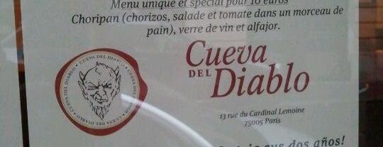 La Cueva del Diablo is one of Chic.