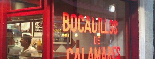 Bar La Campana is one of Madrid Tourism.