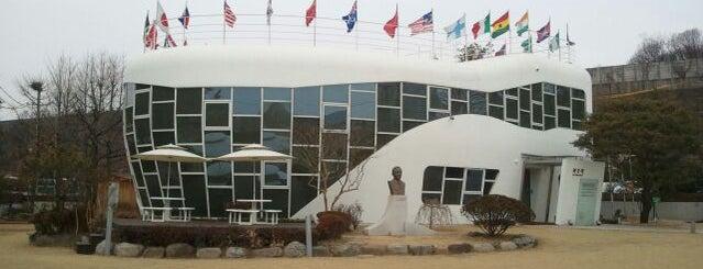 Mr. Toilet House / Toilet Culture Exhibit Hall is one of Сеул.