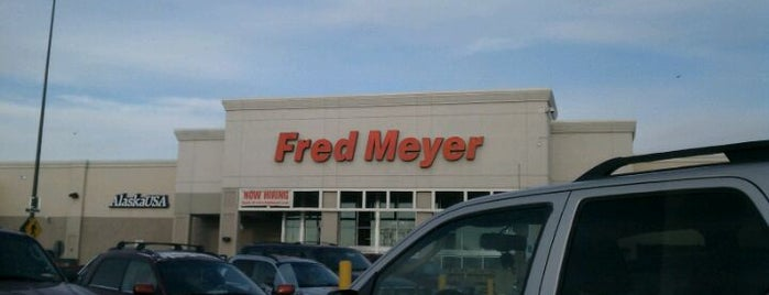 Fred Meyer is one of Shopping.