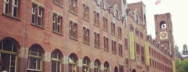 Beurs van Berlage is one of Lezinglocaties.
