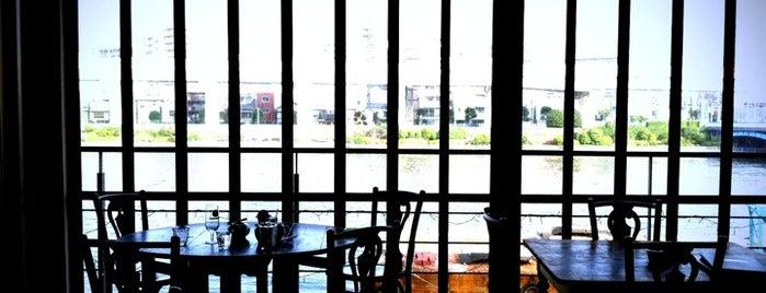 Cafe Meursault is one of Oshiage - Asakusa.