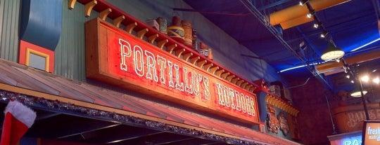 Portillo's is one of Local area.