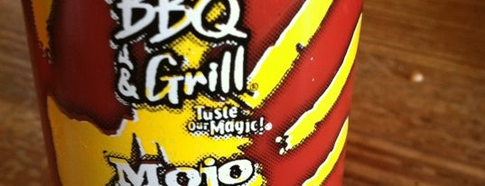 VooDoo BBQ & Grill Uptown is one of NOLA.
