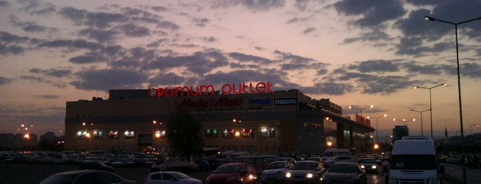 Optimum Outlet is one of Malls of Ankara.
