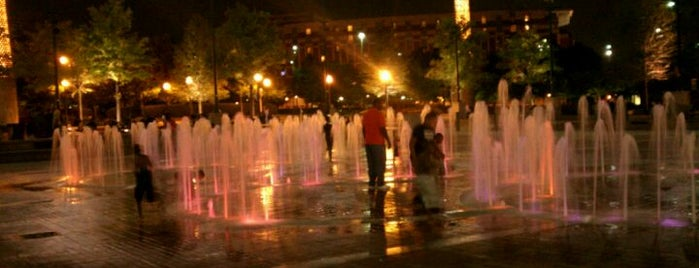Centennial Olympic Park is one of Atlanta To-Do's.