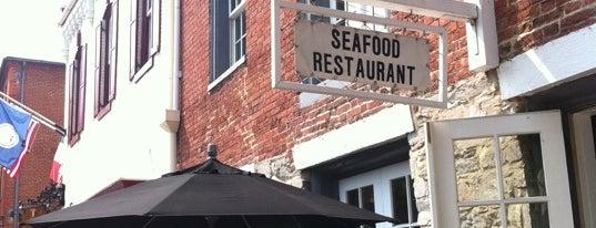 The Wharf is one of Alexandria.