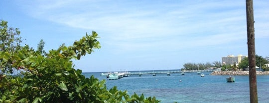 Ocho Rios Cruise Terminal is one of Where I have been.