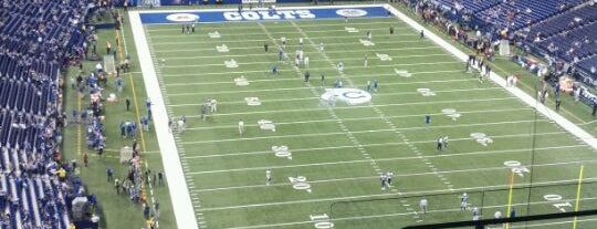 Lucas Oil Stadium is one of Great Sport Locations Across United States.