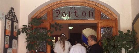 El Portón is one of mis favoritos C=.