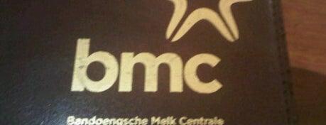 BMC (Bandoengsche Melk Centrale) is one of Bandung Tourism: Parijs Van Java.