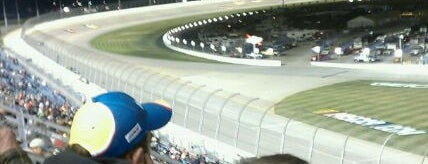 Chicagoland Speedway is one of Best Nascar Race Car Tracks.