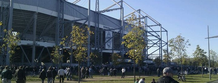 Borussia-Park is one of Stadiums.