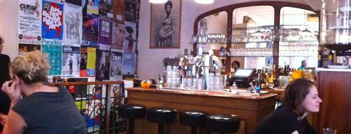 Café Katoen is one of Free WiFi Amsterdam.