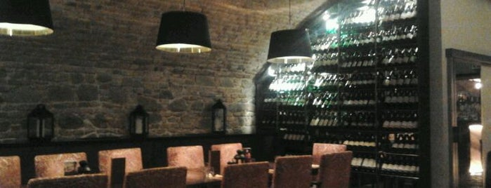 Vináreň Bakchus is one of Indicke restauracie.