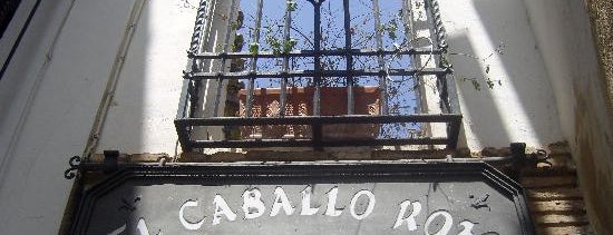 Restaurante El Caballo Rojo is one of Favourite Restaurants (Spain).