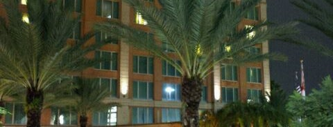 Renaissance Tampa International Plaza Hotel is one of around the country.