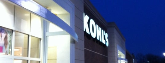 Kohl's Clifton is one of wanna go.
