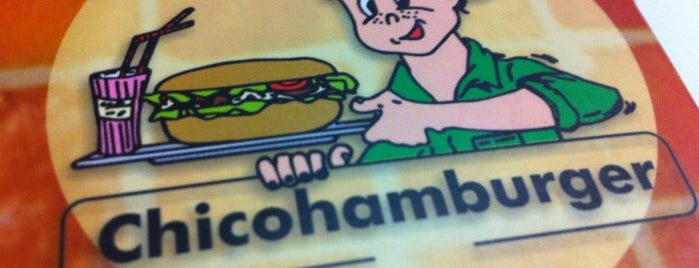Chicohamburger is one of Restaurantes.
