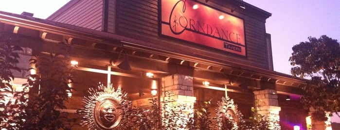 Corndance Tavern is one of Dining.