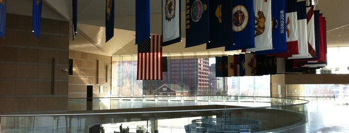 National Constitution Center is one of Lock & Keystone (VisitPA).
