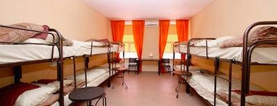 Diva Hostel is one of Места оборудованные для видеотрансляций.