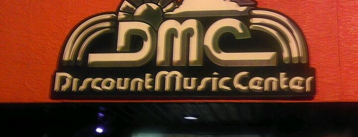 Discount Music Center is one of Orlando - Compras (Shopping).