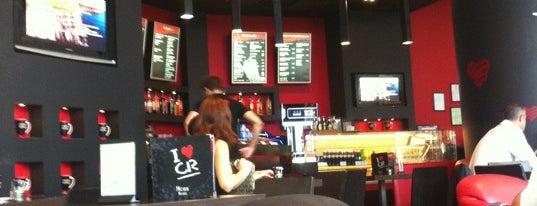 Coffee Republic is one of Cafenele Bucuresti.