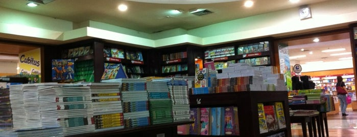 Gramedia is one of favourite Store.