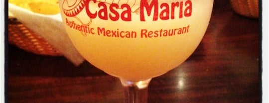 Casa Maria is one of Restaurants.