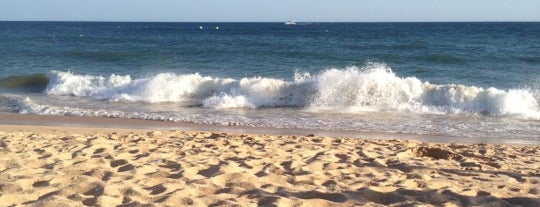 Praia da Falésia is one of Algarve.