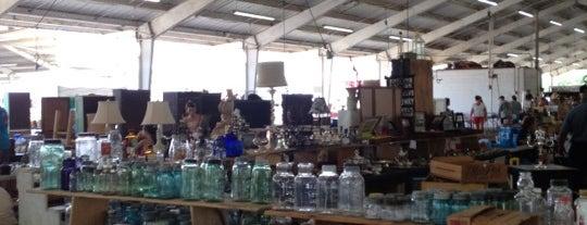 The Flea Market at the Fairgrounds Nashville is one of Nashville Trip.