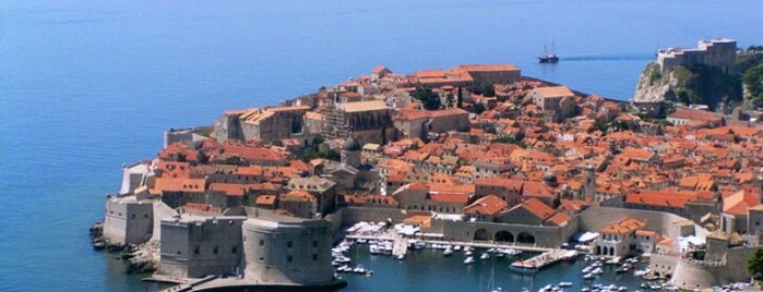 Dubrovnik is one of cities.