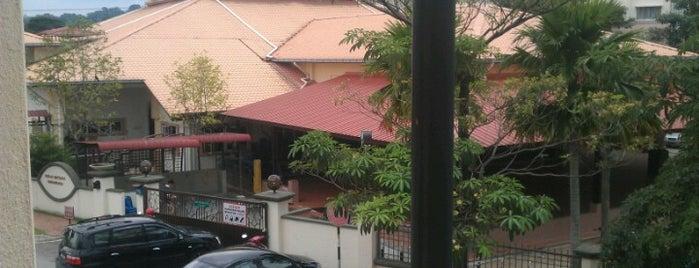 Surau Mutiara Damansara is one of Baitullah : Masjid & Surau.