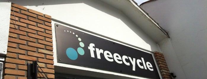 FreeCycle is one of Bicicletarias em São Paulo.