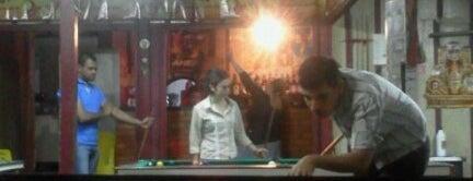 Bar do Palhaço is one of Snooker.