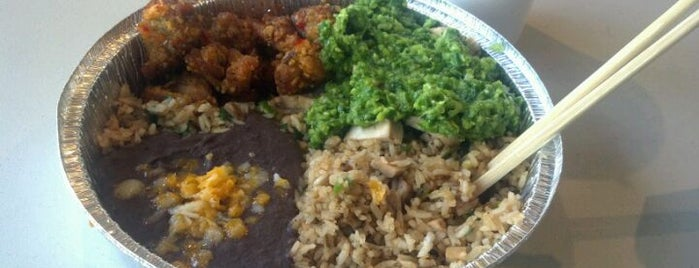 Chino Bandido is one of Restaurants to try.