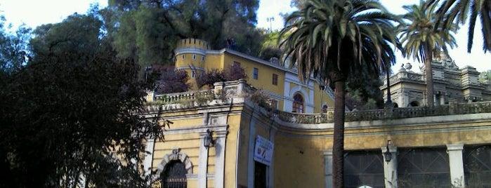 Cerro Santa Lucía is one of Santiago, Chile #4sqCities.