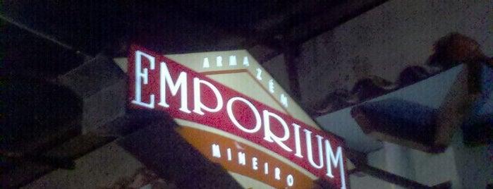 Emporium Armazém Mineiro is one of Butecos de BH.