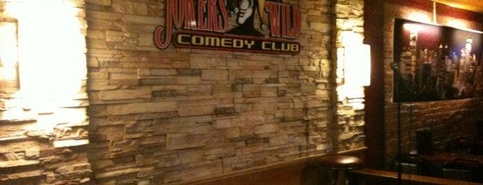Joker's Wild is one of The Haven's of New Haven #4sqCities.
