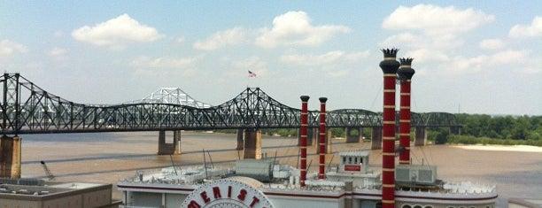 Ameristar Casino Hotel Vicksburg is one of I been here !.