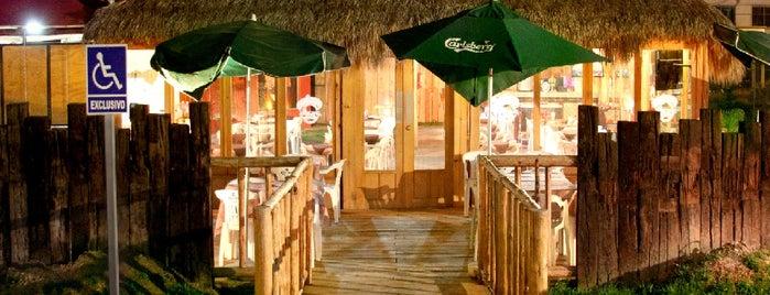 El Mexicano Restaurant Bar is one of Restaurants.