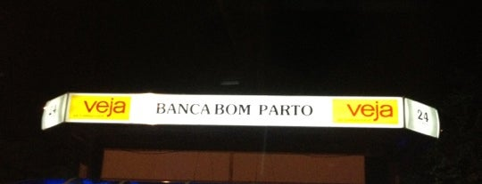 Banca Bom Parto is one of Sampa - 24h, 24 horas, sempre aberto.